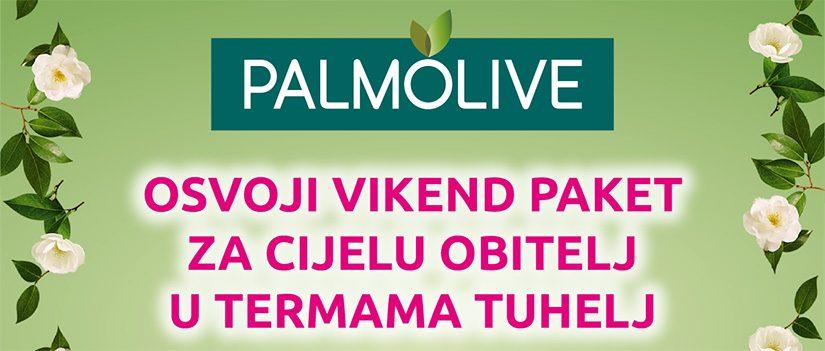 Palmolive nagradna igra – Mali trenutak užitka