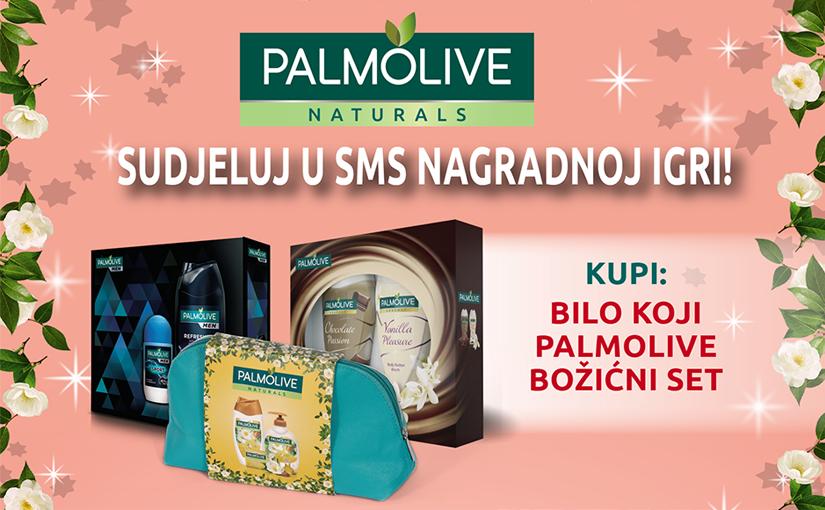 Palmolive nagradna igra – Palmolive i Konzum vas daruju za blagdane