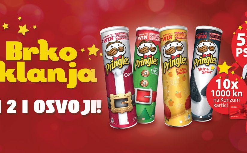 Pringles nagradna igra – Brko poklanja