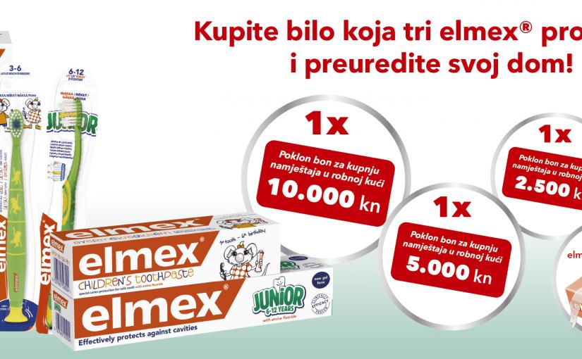 Kupi Elmex proizvode i preuredi svoj dom!